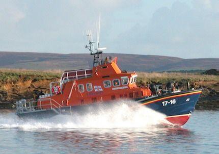 Stromness RNLI Lifeboat