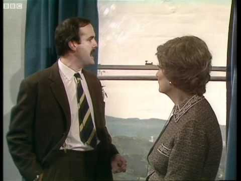 Sarcasm in Fawlty Towers - Learning languages with expert teachers online
