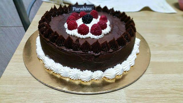 Sims Cake Shop: Bolo aniversário para o Grande Armando