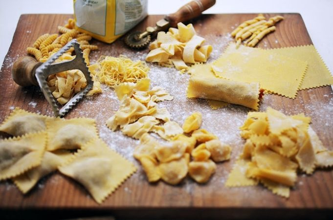 How To Make Pasta Shapes