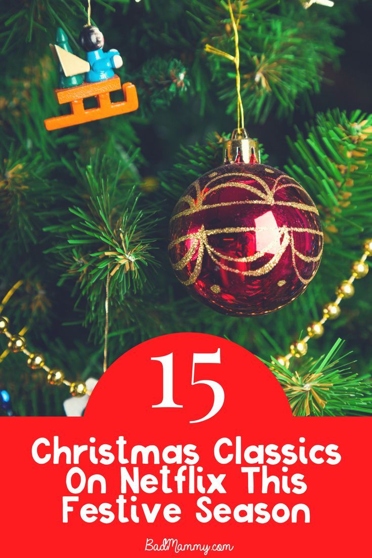 It's the time of year to grab the tin of Roses and a comfy blanket and watch lots of movies. Here's 15 Christmas Classics over on Netflix this year.  Christmas Movies - Festive - Family Time - December - Xmas Movies - Netflix - Netflix UK.