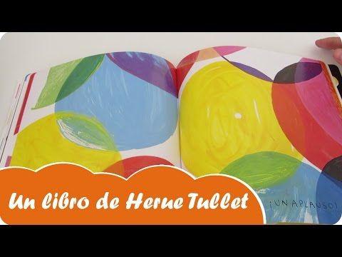 Cuento para niños Un libro Herve Tullet cuentacuentos - Mundo Juguetes videos de juguetes en español - YouTube