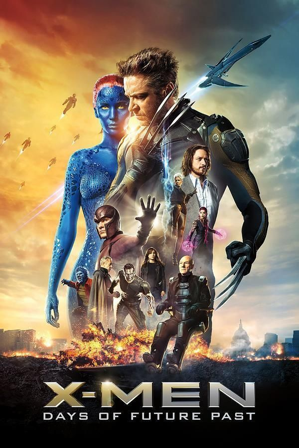 X-Men: Days of Future Past    Support: BluRay 1080    Directeurs: Bryan Singer    Année: 2014 - Genre: Action / Aventure / Fantastique / Science-Fiction - Durée: 131 m.    Pays: United Kingdom / United States of America - Langues: Français, Anglais    Acteurs: Hugh Jackman, James McAvoy, Patrick Stewart, Michael Fassbender, Ian McKellen, Jennifer Lawrence, Nicholas Hoult, Ellen Page, Shawn Ashmore, Peter Dinklage, Halle Berry, Booboo Stewart, Fan Bingbing, Daniel Cudmore, Adan Canto, Omar…