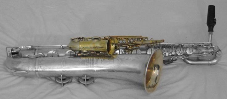 Vintage Saxophones