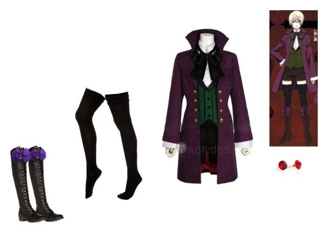 alois trancy by mayleneholm on Polyvore featuring K. Bell and BonBon Boutique