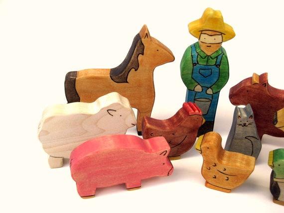 Farm Yard Diy Wooden Toy Ideas Pinterest Toys