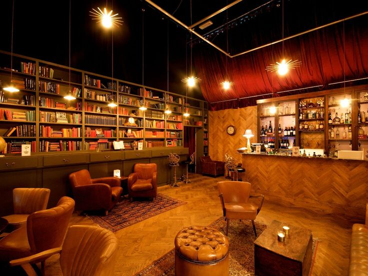 10 of the best library bars in London