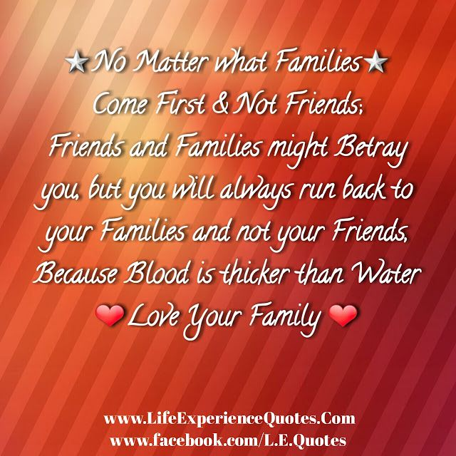 Quotes About Families Coming Together: 17 Best Family First Quotes On Pinterest