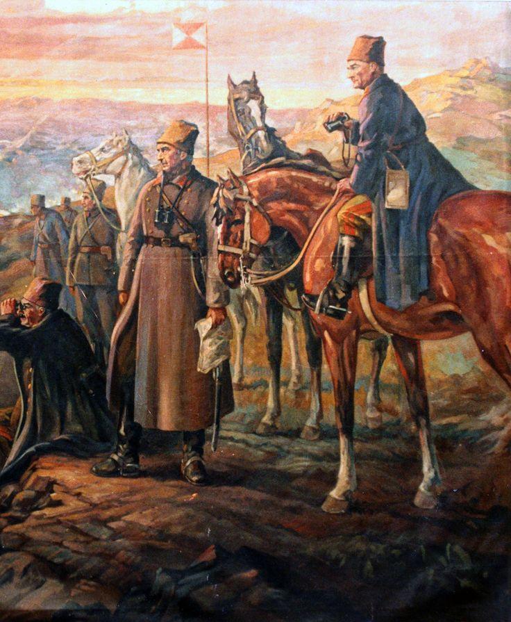 Kemal Attaturk, Turkish War of Independence