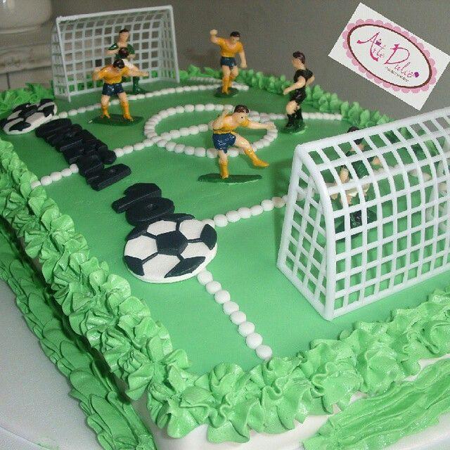 Cakes Futbol