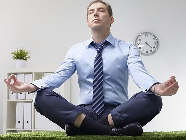 Step away from that email and stop stressing: How to practise mindfulness at work