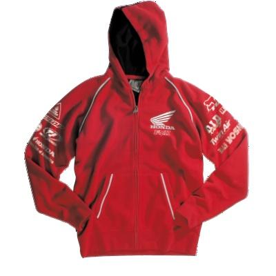 Fox Honda Factory Zip Hoody - Fox Racing