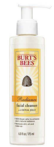 Burt's Bees Radiance Facial Cleanser 6 Ounces
