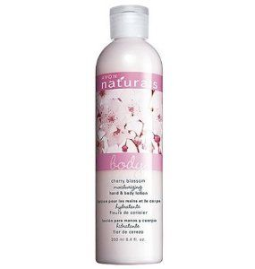NATURALS Body Lotion (Cherry Blossom) by Avon Products Inc.  www.youravon.com/andralynn70 to order yours today!!!!