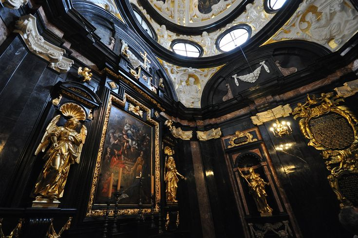 Vasa Chapel, Wawel Cathedral - Wawel Cathedral - Wikipedia