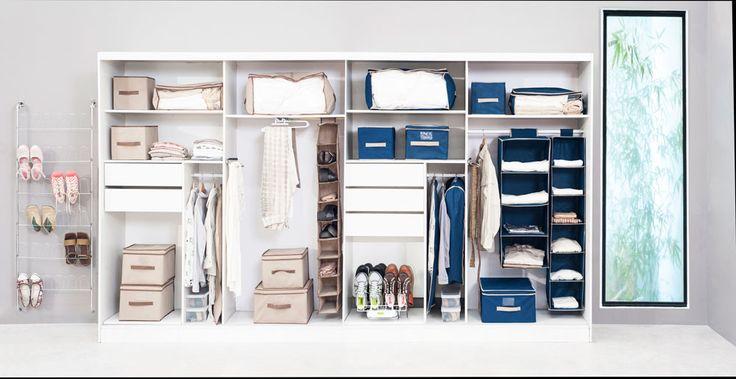 Sue os tener un gran organizador para la ropa y calzado - Organizadores de ropa ...