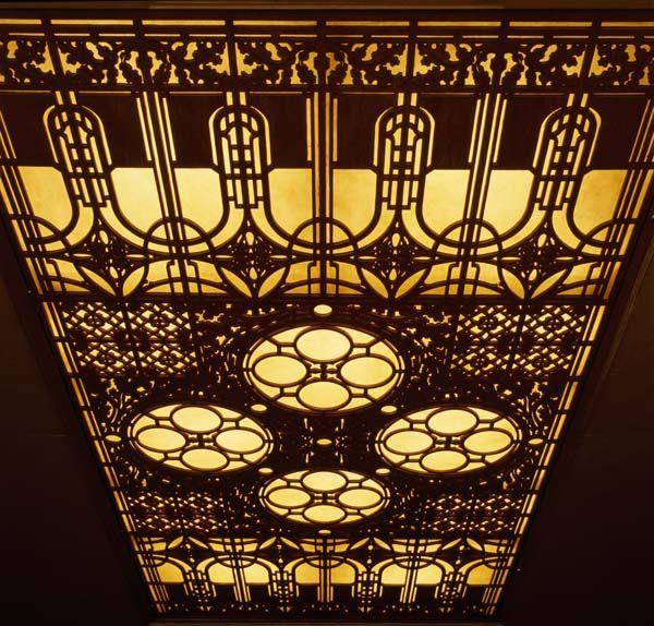 les 674 meilleures images du tableau frank lloyd wright sur pinterest architecture organique. Black Bedroom Furniture Sets. Home Design Ideas