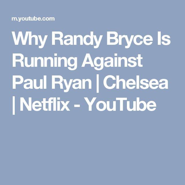 Why Randy Bryce Is Running Against Paul Ryan   Chelsea   Netflix - YouTube