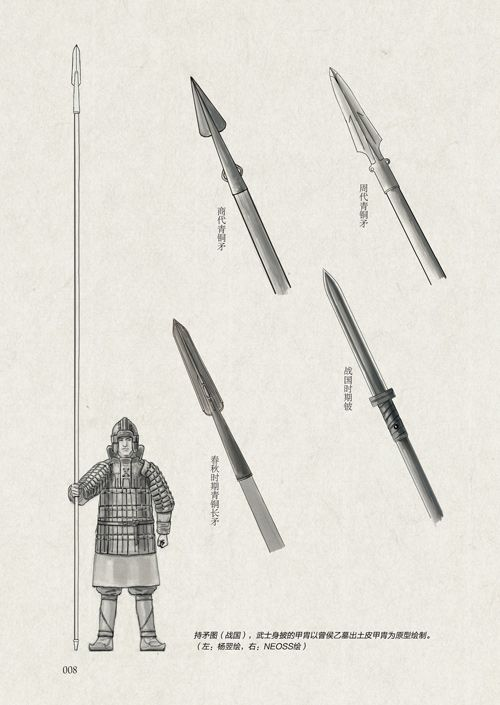 Chinese spear