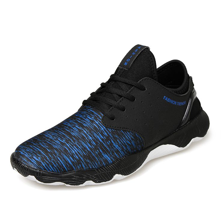 ==> [Free Shipping] Buy Best Basketball Shoes For Sale Men Spring/Summer Male Shoes Sneaker Blue/Black Basketball Shoes Low Light Basketball Boots For Men Online with LOWEST Price | 32813940253