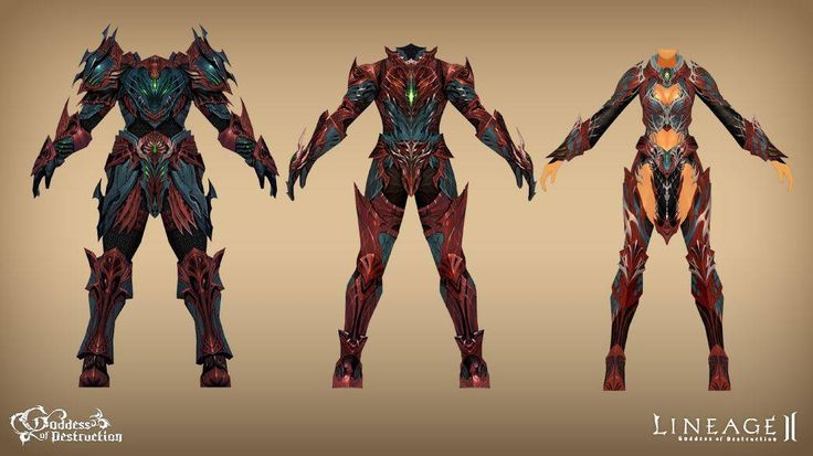 Lineage 2 Armor