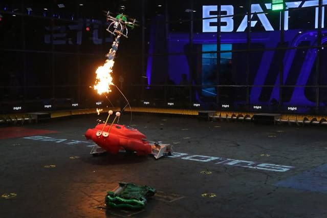 BOT TALK 2: This episode covers the second episode of ABC's BattleBots with Nick hosting Casey Kuhns and Zach Goff of Caustic Creations. They talk about the debut of Arrow's sponsored BattleBot, Poison Arrow, and break down the fights of the night.