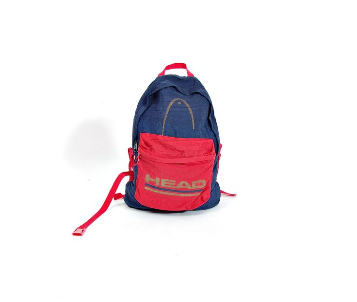 90s HEAD Old School Sportswear Backpack
