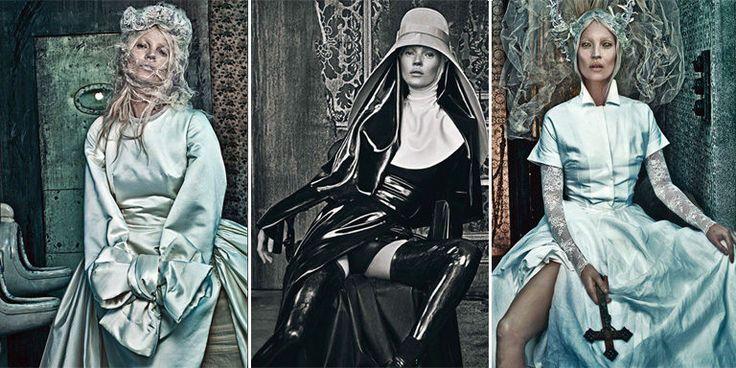20 Minuten - Kate Moss zwischen Himmel und Fegefeuer - Aussehen