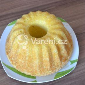 Fotografie receptu: Citronová bábovka s jogurtem