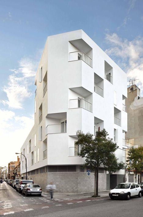 Social Housing in Palma by Ripolltizon