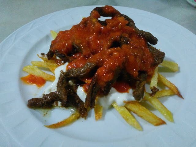 Akissmutfak: Çökertme Kebabı (Bodrum)