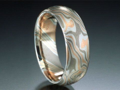 Or this one.  Tom's ring is silver-on-other-silver, so it would match less well.  They are hella spendy though.