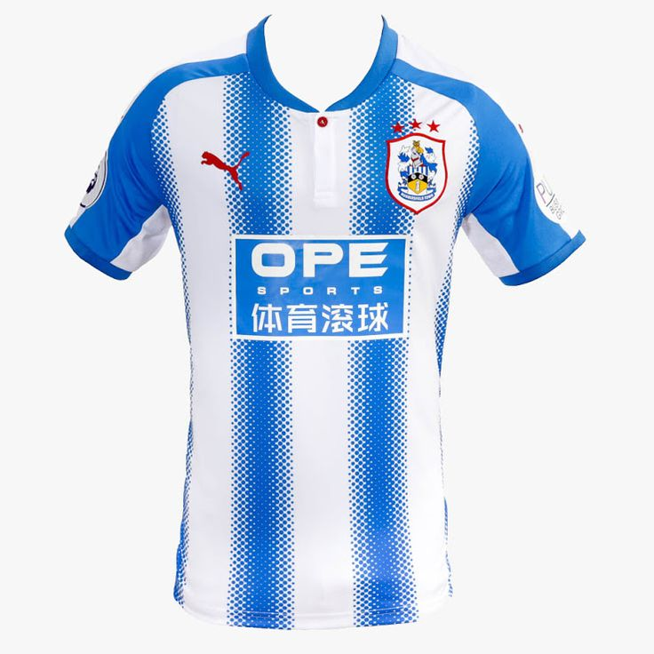 Huddersfield Town 17-18 Premier League Kit Released - Footy Headlines HOME