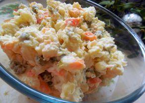 Fotografie článku: Recept na vánoční bramborový salát krok za krokem