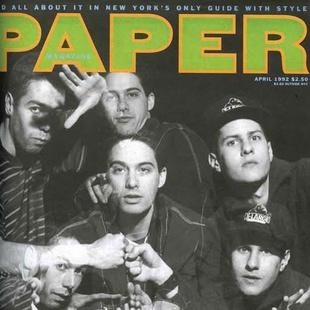 MCA.: Posts, Beastie Boys