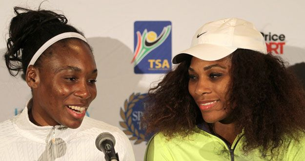 Williams Sisters Inspire Next Generation