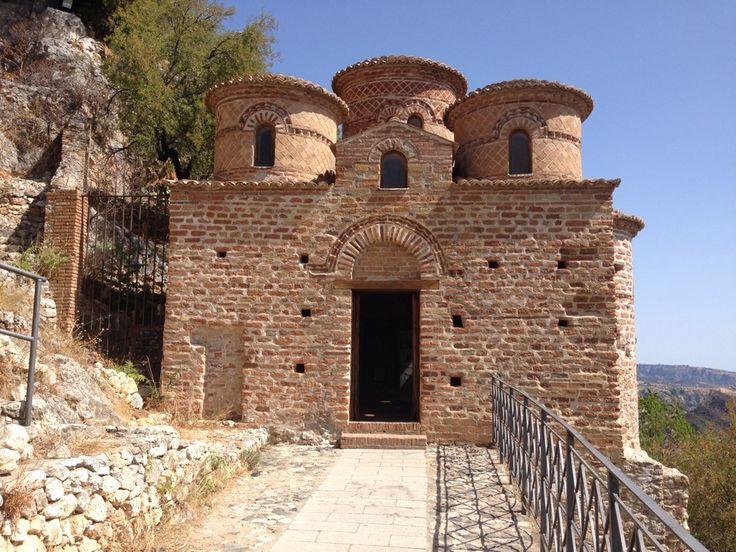 Cattolica, chiesa bizantina, Stilo, Calabria