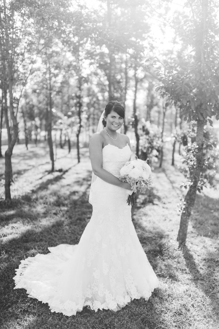 A Beautiful Oklahoma Bride On Her Wedding Day In Norman OK At Southwind Hills Barn
