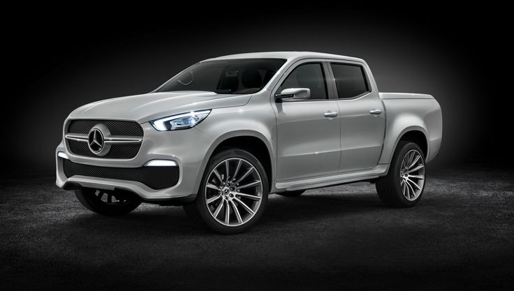 After years of rumors, Mercedes-Benz has finally unveiled its first-ever pickup truck. The X-Class can carry a 1-ton payload and has a towing capacity of 3.5 tons. The largest engine will be a 6-cylinder diesel. The company plans to offer a utility version of the pickup and a luxury version. Mercedes-Benz, which has already proven itself in the commercial arena with its Sprinter Vans, will launch the X-Class late this year in Europe and Latin America. No word yet on whether it will come to…