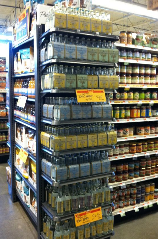 Fever Tree Tonic Water Whole Foods