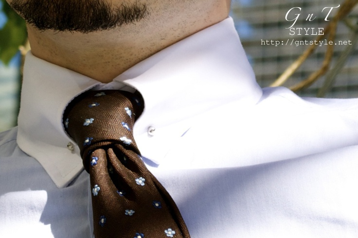 Milanese tie knot http://gntstyle.net