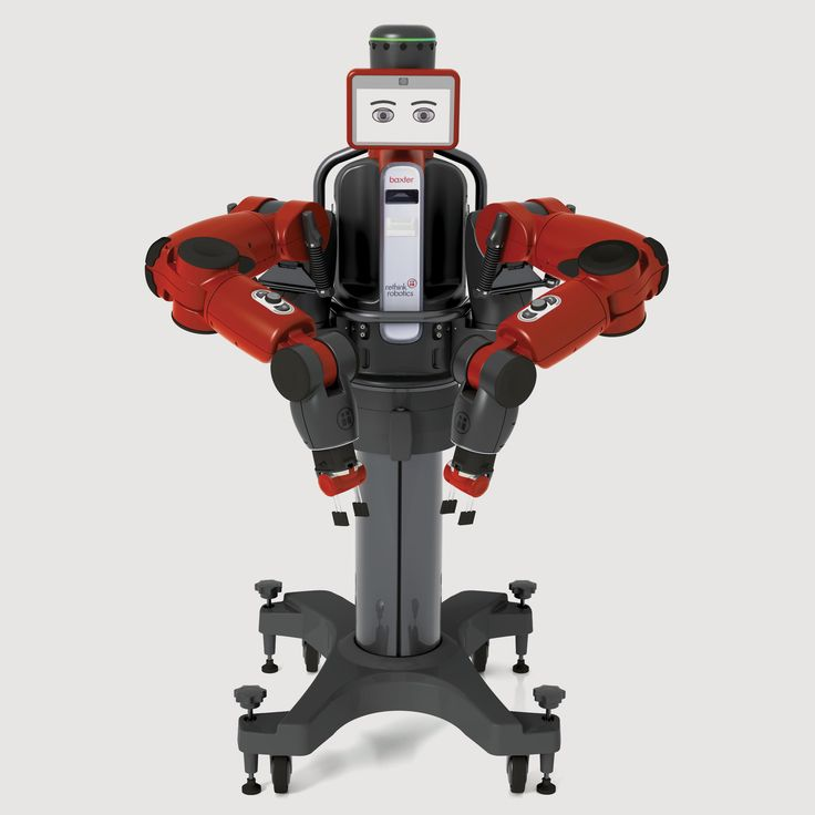 Baxter is an early example of a new class of industrial robots created to work alongside humans.