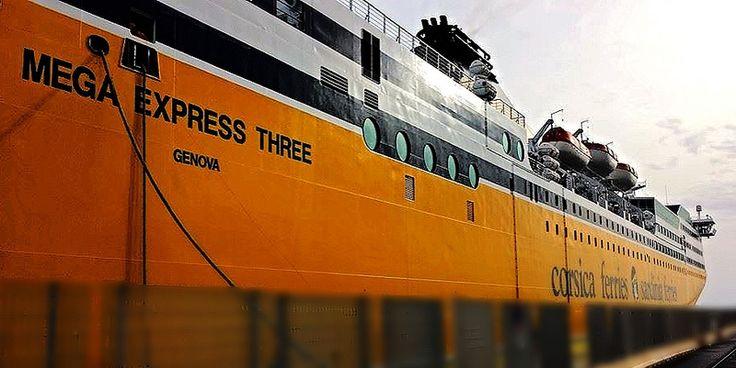 Livorno Harbor    - Ferry to Sardinia