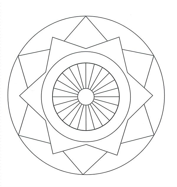 362 best Mandalas rangolis kolams childrens drawings to color