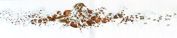 Bev Doolittle Hidden Image Prints   When the Wind had Wings