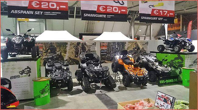 Premiere: Motorrad live 2017 Vom 10. bis 12. Februar hatte Twin Veranstaltungen zur 1. Motorradmesse in Stuttgart gerufen; auch vertreten war EBS auf der Motorrad live 2017 http://www.atv-quad-magazin.com/aktuell/premiere-motorrad-live-2017/ #handel #ebs #events #motorradmesse #stuttgart #atvquadmagazin