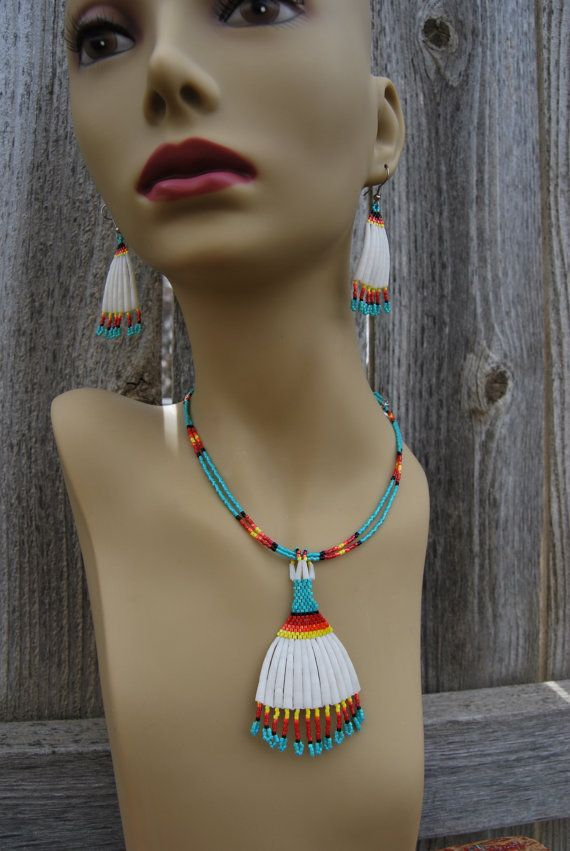 EXCLUSIVE Dentalium Spiritual Healing Boho by 1ofAKindByDesign, $80.00