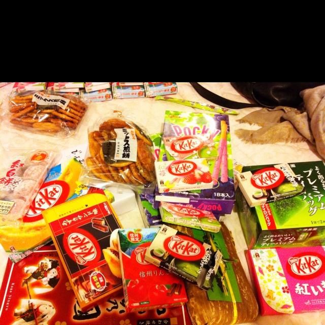 Lotsa food!