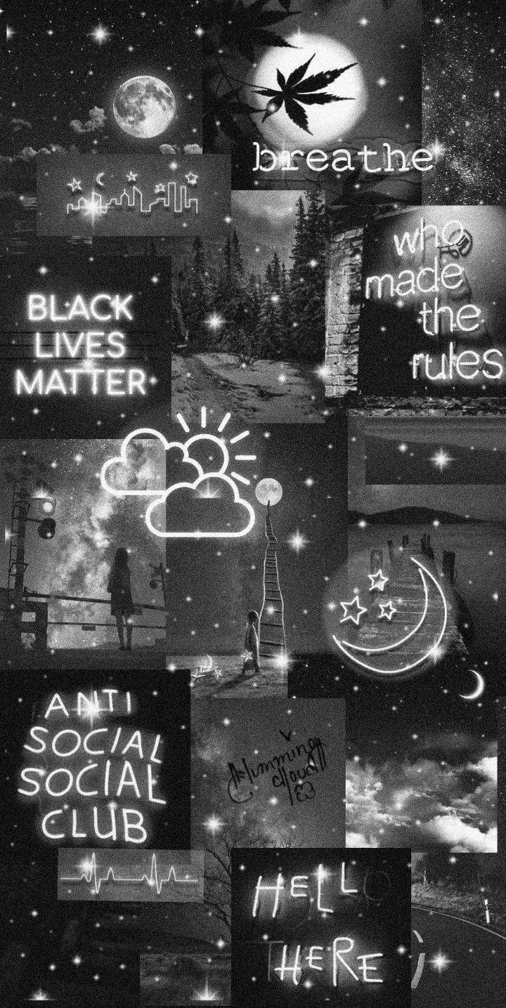 Black Aesthetic Black Aesthetic Wallpaper Black Glitter Wallpapers Cute Black Wallpaper