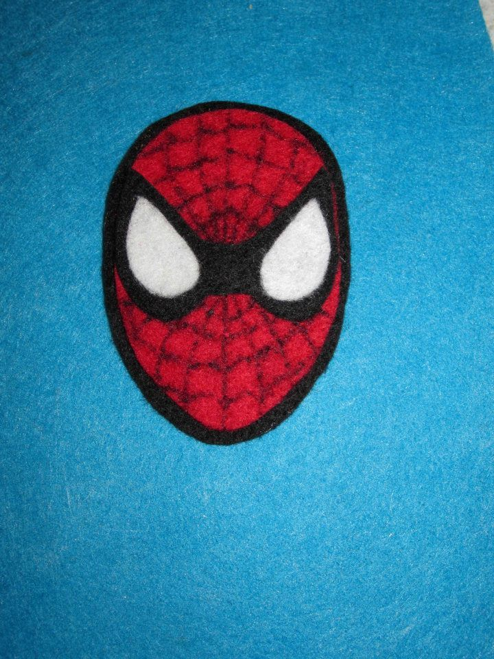 Broche Spiderman